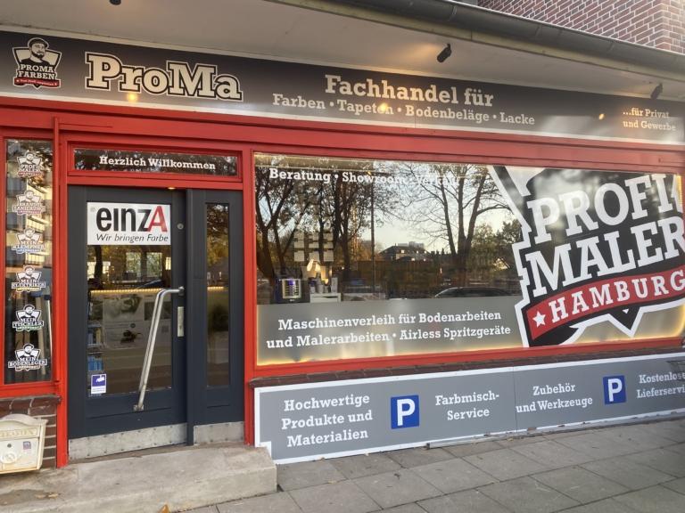 Farbenfachhandel Hamburg