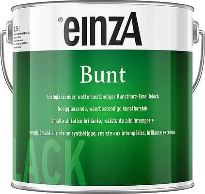Einza Bunt Hochglanzlack