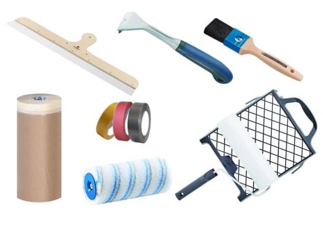 Werkzeuge und Hilfsmittel