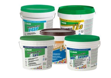 Mapei Klebstoff für Boden und Wände