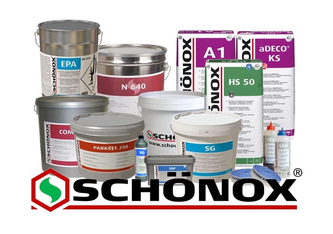 Schönox Produkte