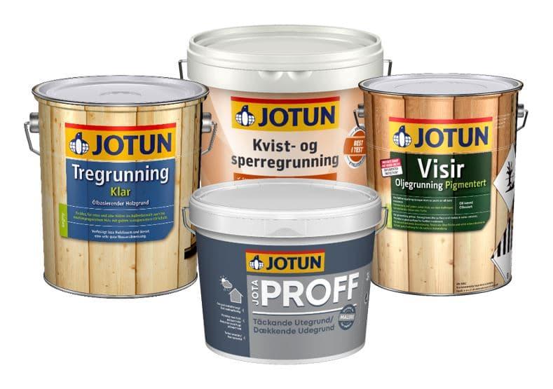 Jotun Grundierung