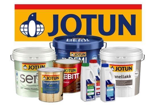 Jotun / Schwedenfarben